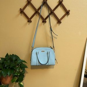 Kate Spade Tiffany blue purse! In great condition